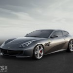 Ferrari GTC4 Lusso arrives as a facelift for Ferrari's FF