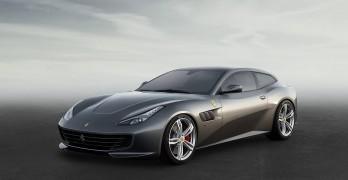 Ferrari GTC4 Lusso arrives as a facelift for Ferrari's FF