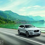 Electric Jaguar F-Pace could be the Jaguar i-Pace as Jaguar trademarks 'i' names
