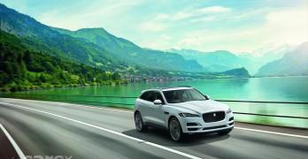 Electric Jaguar F-Pace could be the Jaguar i-Pace as Jaguar trademarks 'i' names