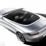 2016 Mercedes C-Class CABRIOLET comes in to view