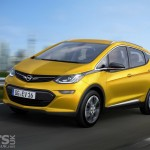 Opel Ampera-e electric car revealed – which should mean a Vauxhall Ampera-e too