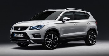 SEAT Ateca SUV revealed – SEAT's in the SUV game