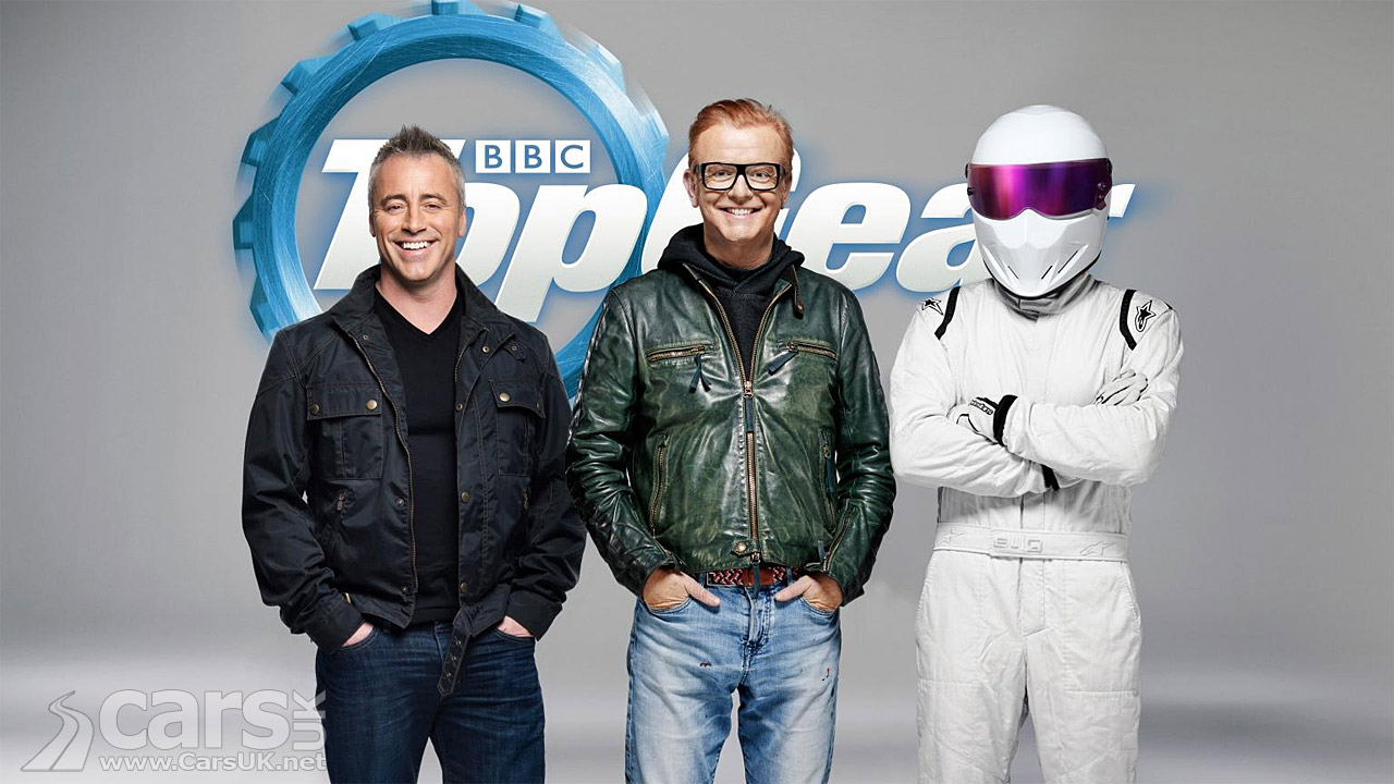 top gear presenter