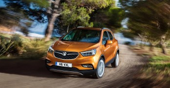 Vauxhall Mokka X – a facelift for the Mokka with the 'X' Factor