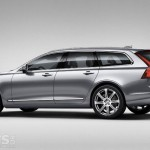 Volvo V90 Estate revealed in first OFFICIAL photos