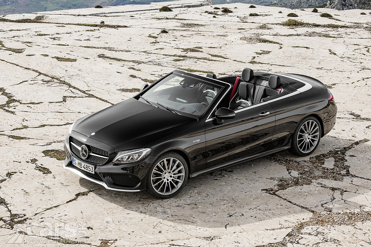 2016 mercedes c class cabriolet amg c43 cab arrive in for Mercedes benz c45 amg