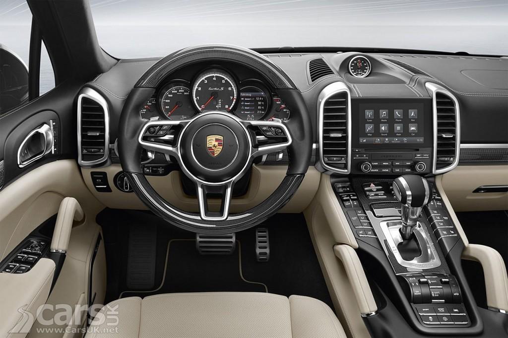 Porsche Cayenne gets latest PCM & the Macan gets 2 0 litre
