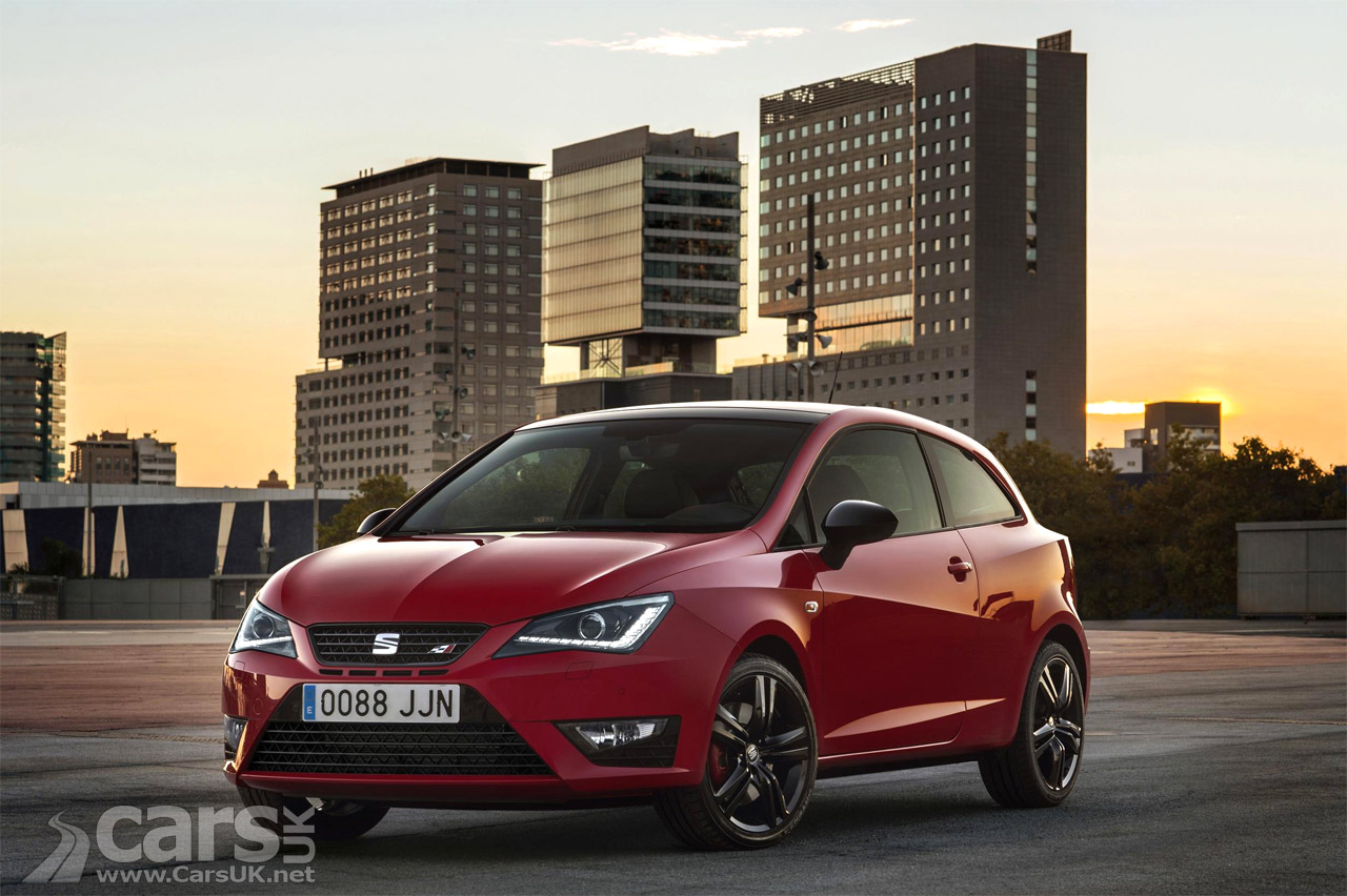 2016 seat ibiza cupra gets new engine manual gearbox costs from 18 100 cars uk. Black Bedroom Furniture Sets. Home Design Ideas