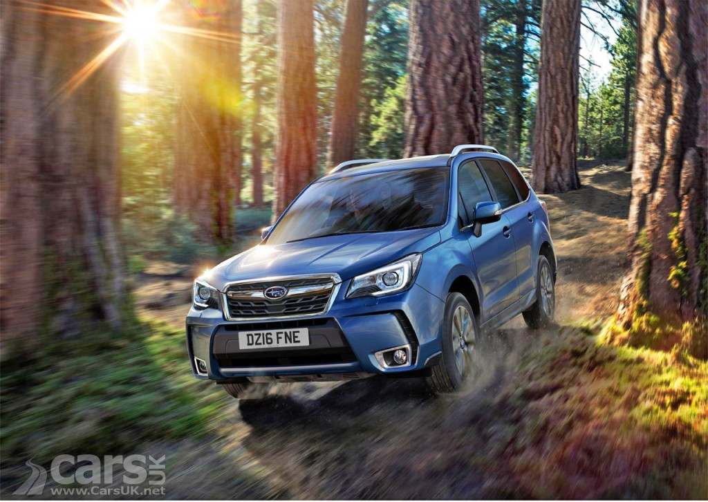 Photo 2016 Subaru Forester