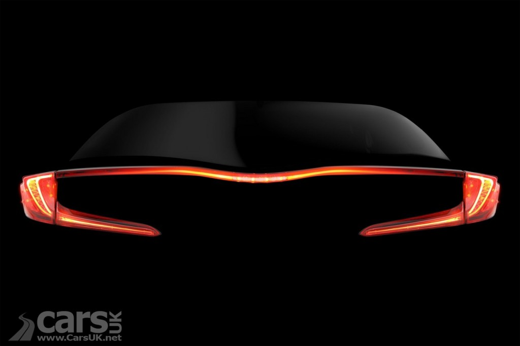 Photo New Toyota Prius Model teased