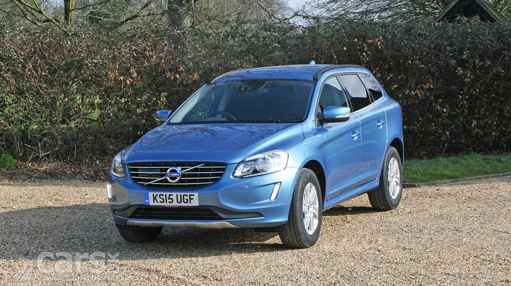 Volvo Xc60 D4 Se Nav Review 2016