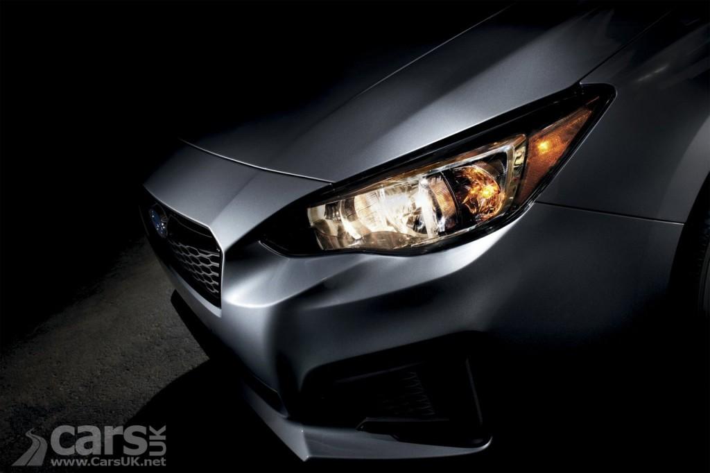 Photo New 2017 Subaru Impreza tease