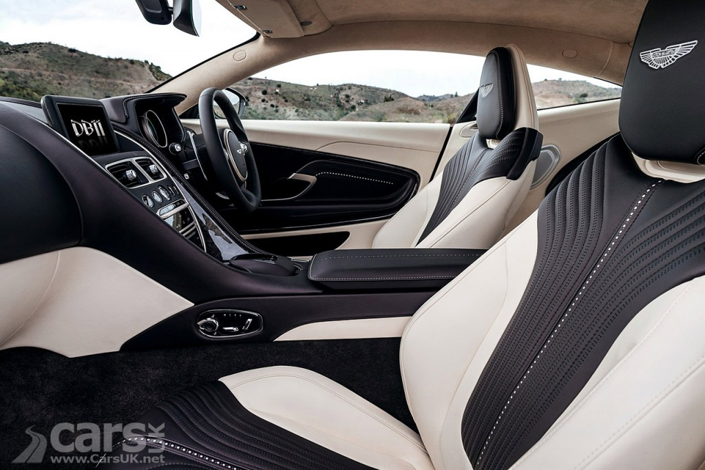 Photo Aston Martin DB11 Interior