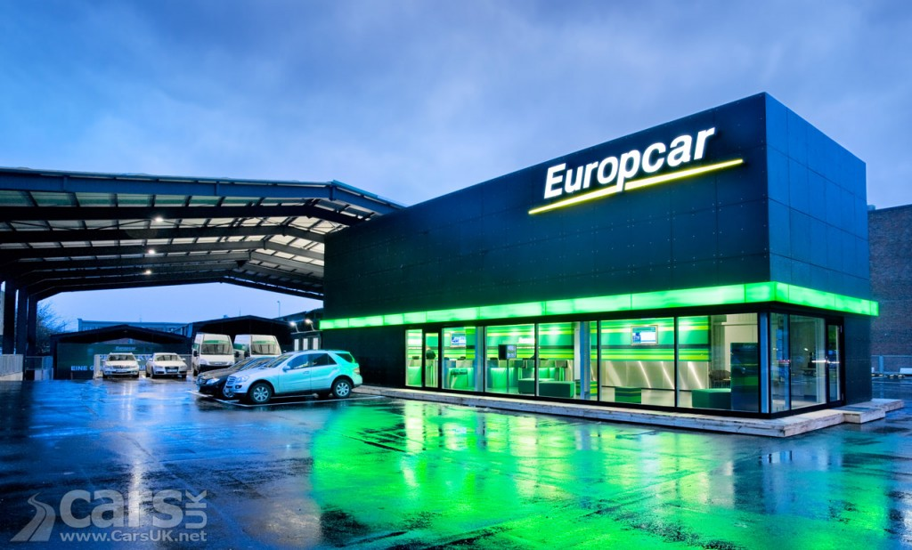Europcar offering One-Way car rental for just £1. Yes, really. | Cars UK