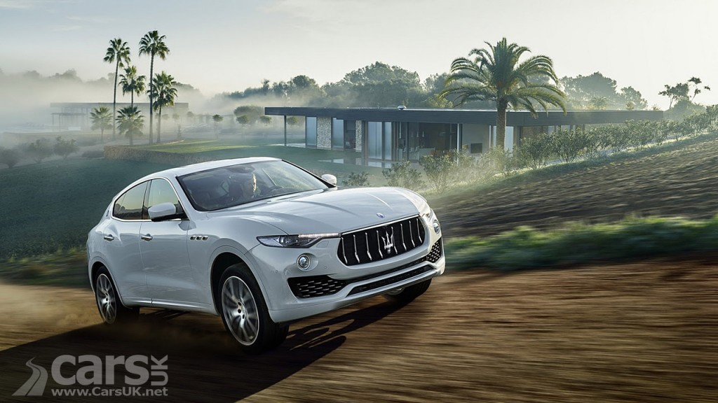Photo Maserati Levante SUV