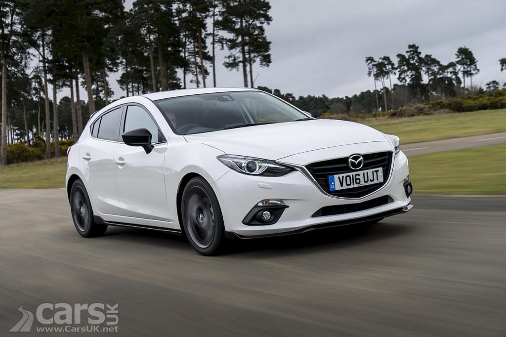  photo Mazda3 Sport Black Special Edition