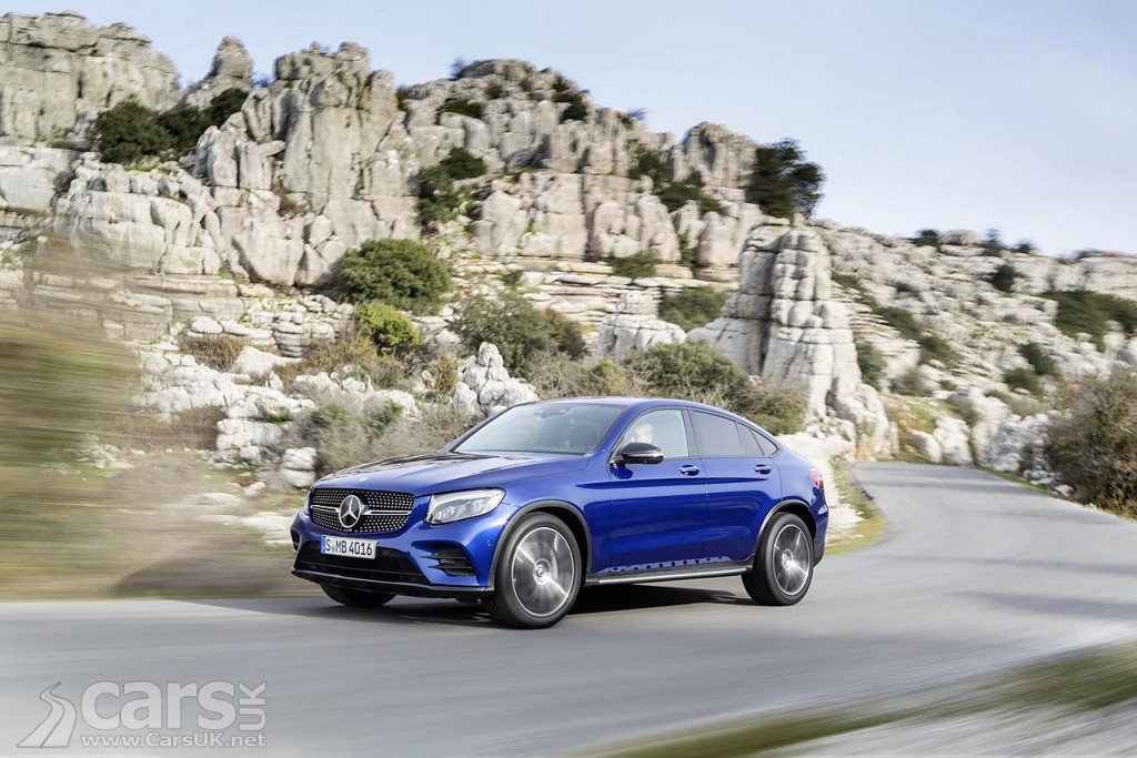 Photo Mercedes GLC Coupe
