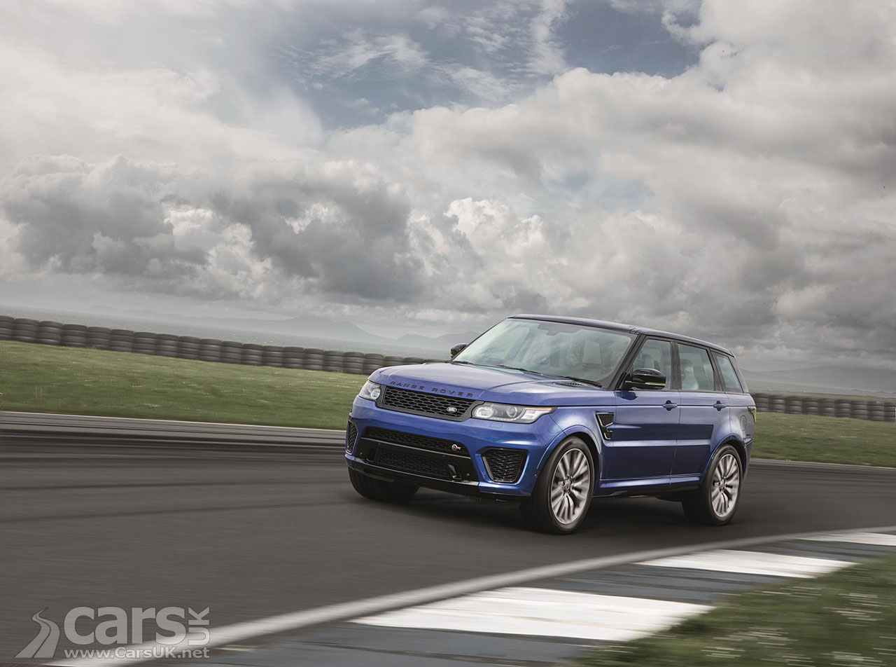 range rover sport svr to get f type svr 39 s 567bhp v8 cars uk. Black Bedroom Furniture Sets. Home Design Ideas