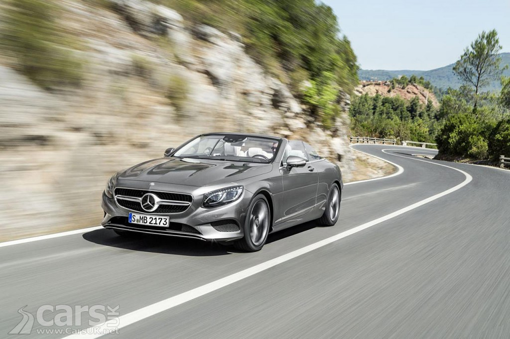 mercedes benz s class cabriolet uk price specs costs from 110 120 cars uk. Black Bedroom Furniture Sets. Home Design Ideas