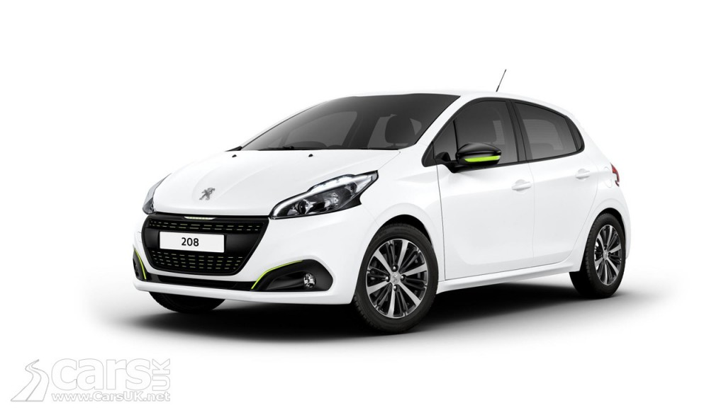peugeot 208 xs 39 special edition 39 gets more personalisation options price from 13 495 cars uk. Black Bedroom Furniture Sets. Home Design Ideas