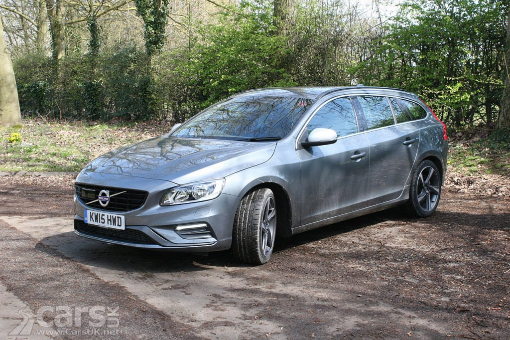 Photo Volvo V60 D2 R-Design Nav Review
