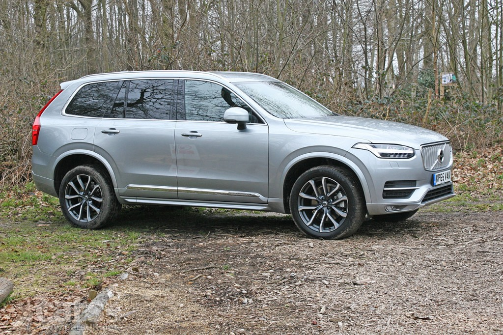 Volvo new car sales UP 12% to March - XC90 biggest seller in