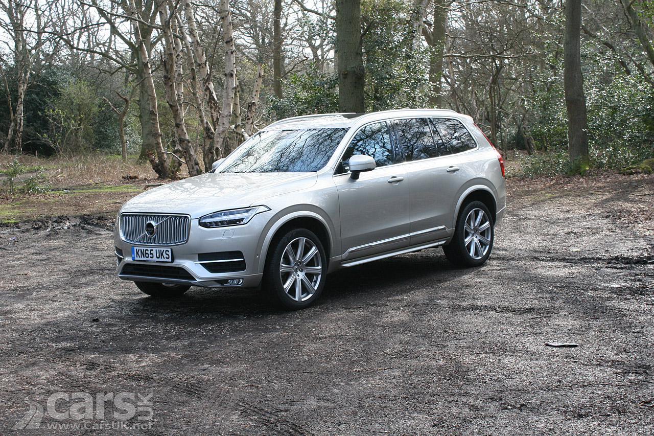 Plug In Hybrid Cars >> Volvo XC90 T6 Inscription Review (2016) - it's the PETROL ...