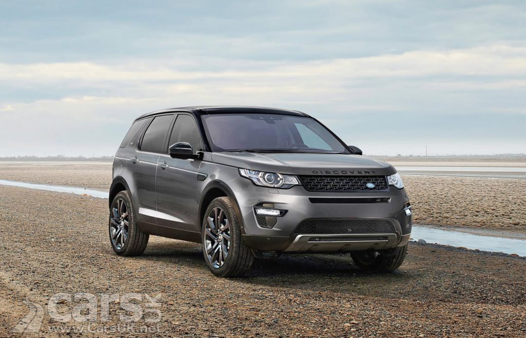 Photo Land Rover Discovery Sport 2017 Model