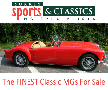 Surrey Sports & Classics For Sale