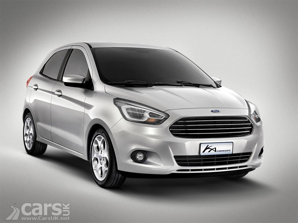 ford ka ford 39 s new ka for the uk europe will launch. Black Bedroom Furniture Sets. Home Design Ideas