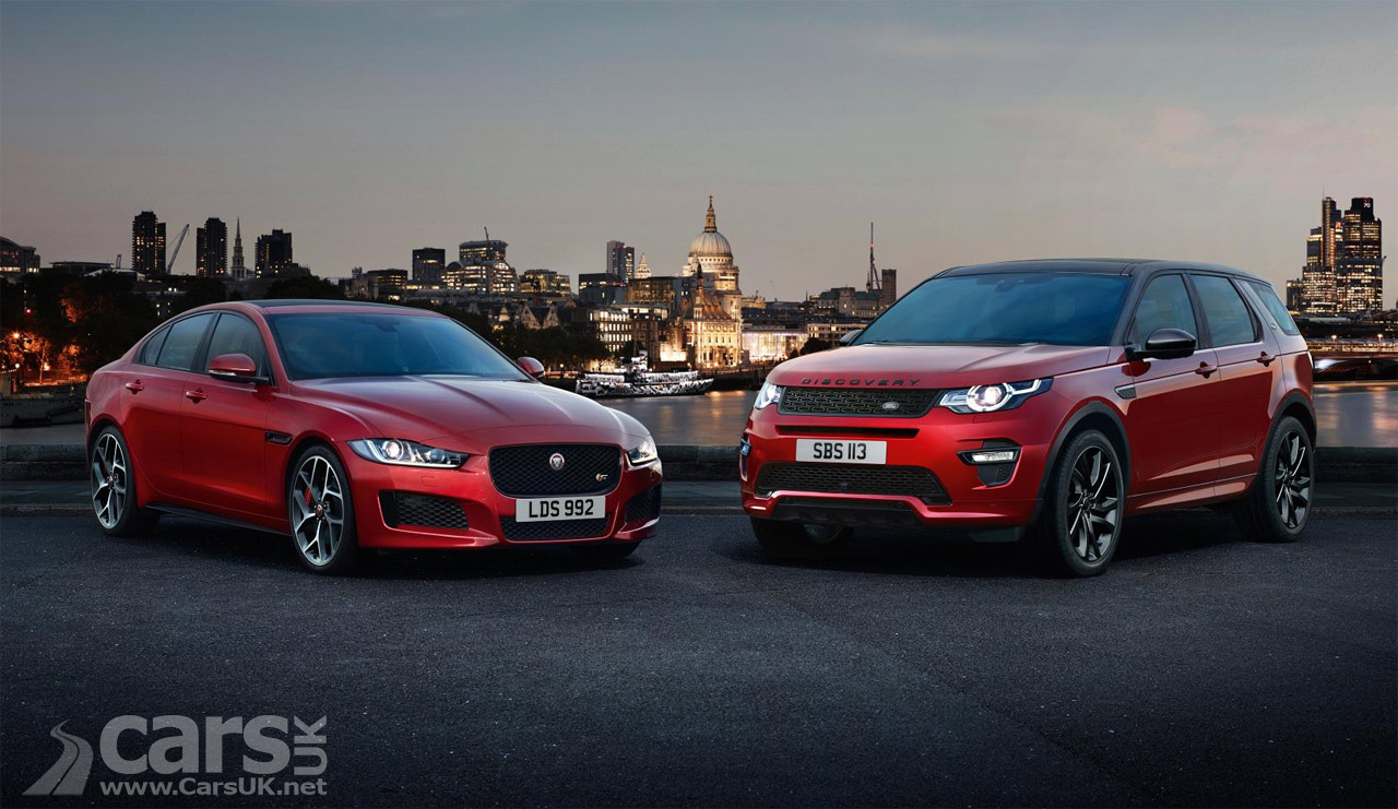 new car 2016 ukJaguar Land Rover and Nissan top UKs Top Ten Exported Cars for