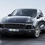 Porsche Cayenne Platinum Edition adds gloss to the Cayenne Diesel & Hybrid for the UK