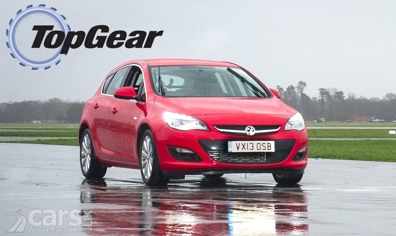 Top Gear \'Reasonably\' Priced Astra up for auction - AGAIN | Cars UK