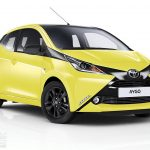 New Toyota Aygo x-cite – an Aygo that thinks it's a WASP
