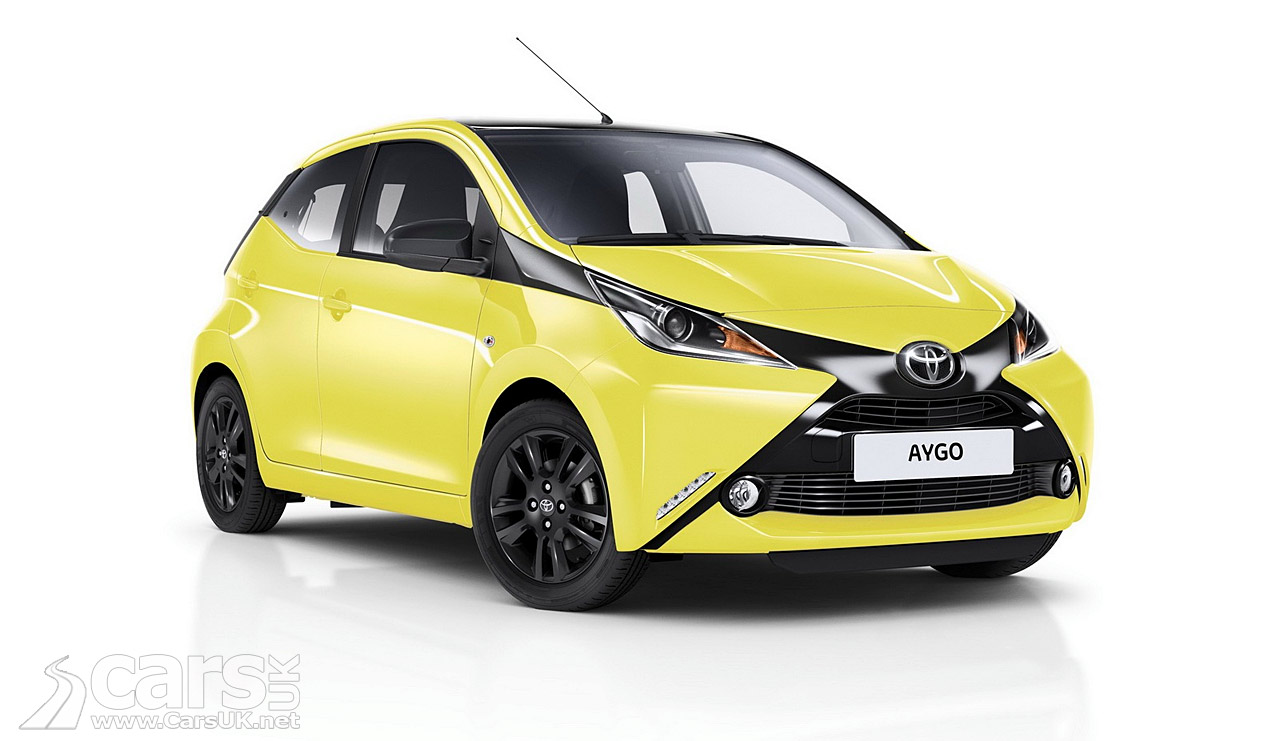 new toyota aygo x cite an aygo that thinks it 39 s a wasp cars uk