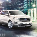 New Ford Edge SUV looks set to be a BIG hit in the UK as production starts