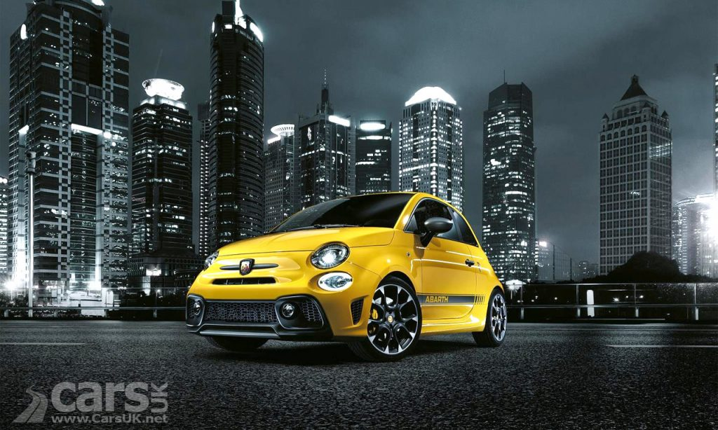 Photo 2016 Abarth 595