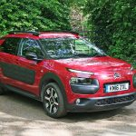 Citroen C4 Cactus Flair Blue HDi 100 Review (2016)