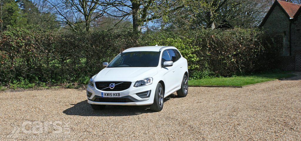 Perfect Volvo XC60 D4 AWD RDesign Lux Nav 2016 Review  Cars UK