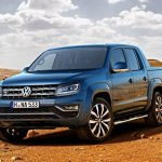 2017 Volkswagen Amarok gets a FACELIFT and new 3.0 litre V6 diesel engine