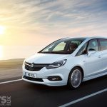 New Vauxhall Zafira Tourer gets an ASTRA makeover for 2017