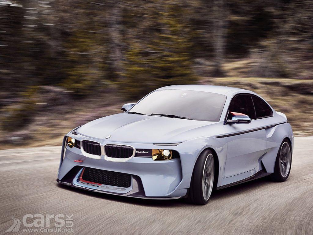 Photo BMW 2002 Hommage Concept