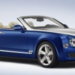 Bentley Mulsanne Convertible back on as a £1 MILLION Limited Edition
