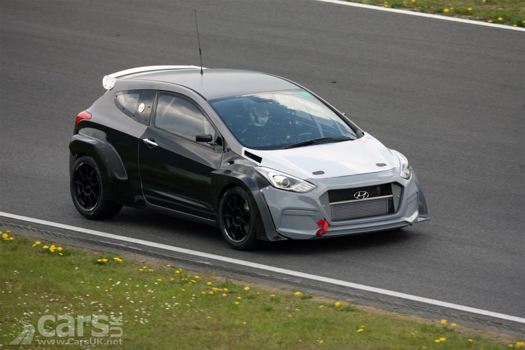 Here's your first look at the Hyundai i30 N performance vehicle