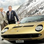 Lamborghini Miura returns to the Italian Job as Lamborghini celebrates Miura's 50th
