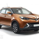 MG GS SUV revealed at London Motor Show – with a DCT gearbox option