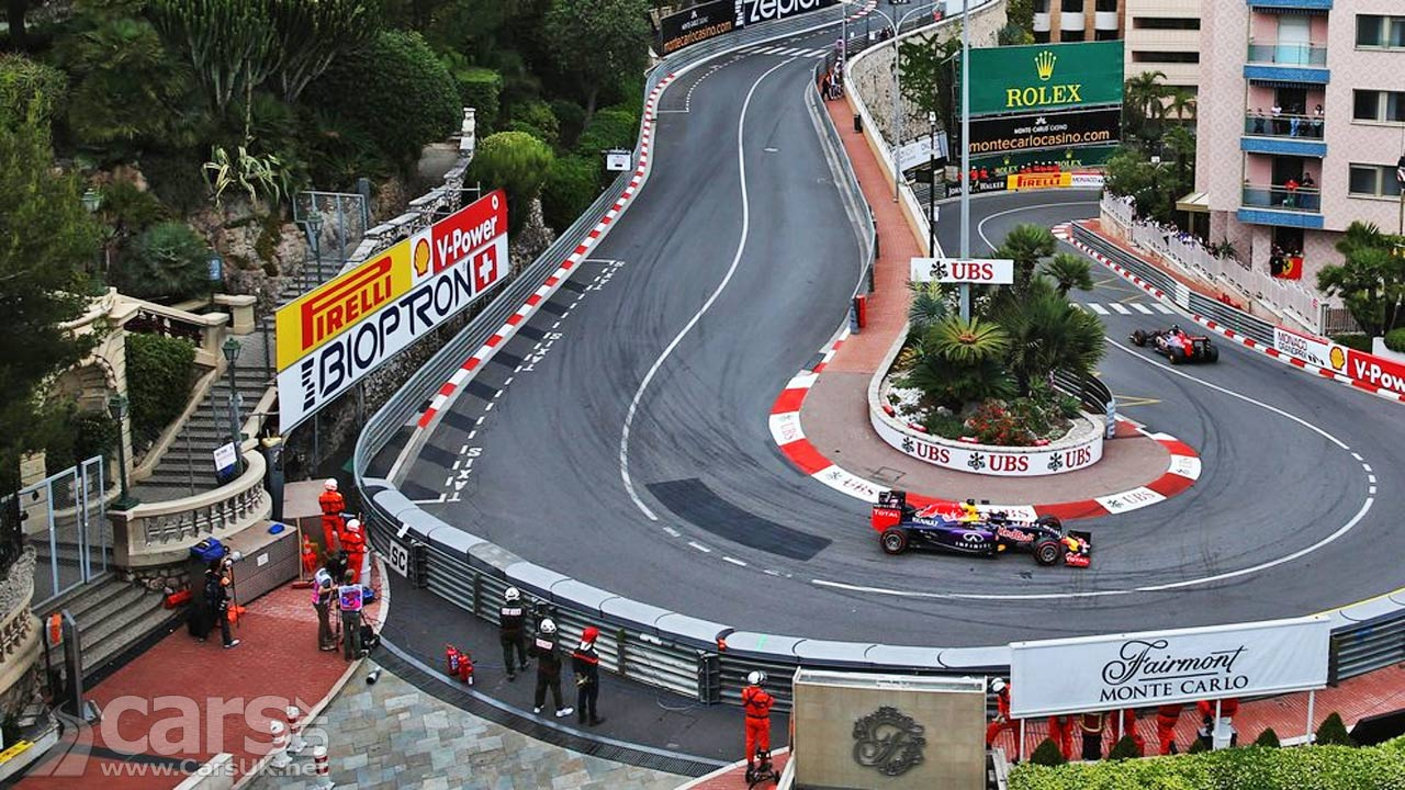 monaco grand prix qualifying