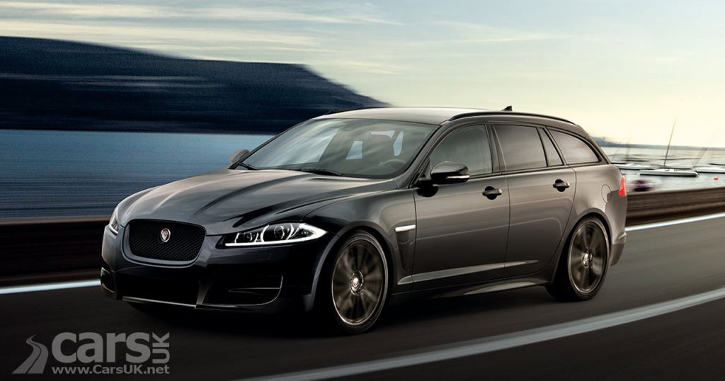 New Jaguar Xf Sportbrake Will Arrive In 2017 And With An