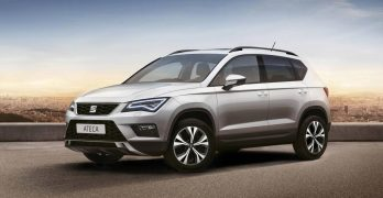 SEAT Ateca SUV First Edition – just 200 for the UK from £21,995